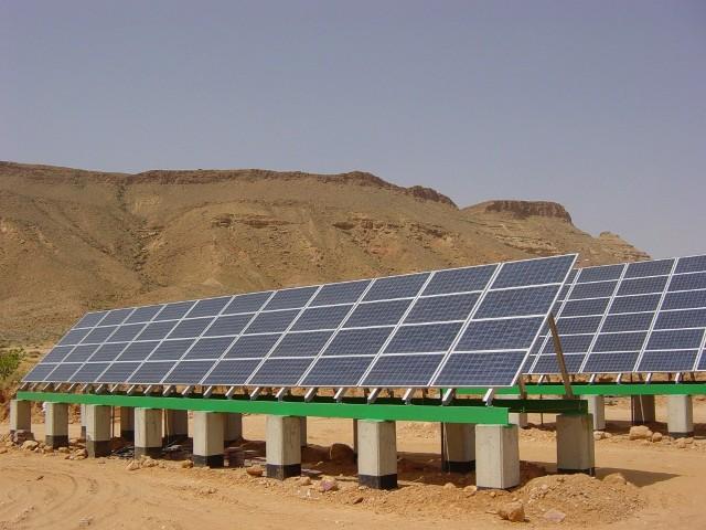 Солнечные установки Naps Systems