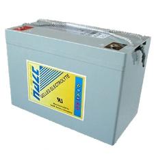 Тяговый аккумулятор HAZE HZY12-100 увеличить.