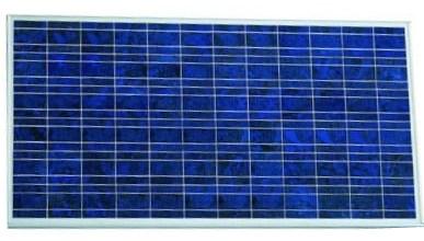 Солнечный модуль 130 Вт