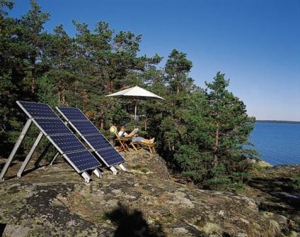 Солнечная электростанция 1040Вт