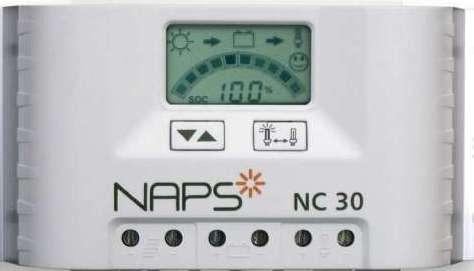 Контроллер заряда NC30A