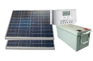 Комплект электроснабжения 130 Вт