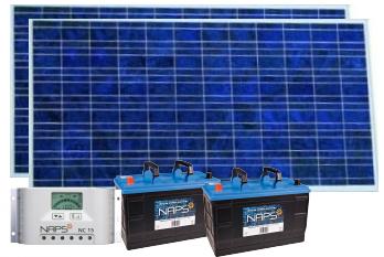 Солнечный комплект Naps 200W