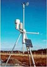 Автономное энергоснабжение метеостанции