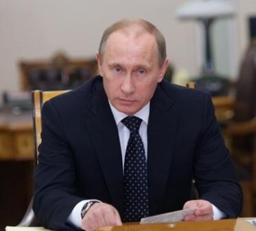 Председатель Правительства Российской Федерации В.В.Путин