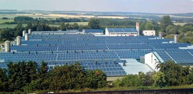 Солнечная электростанция Naps 650 квт