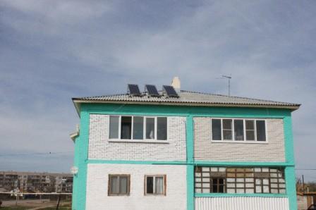 Multiwood.ru: Оснащение жилых домов Астраханской области солнечными энергетическими установками (СЭУ) .