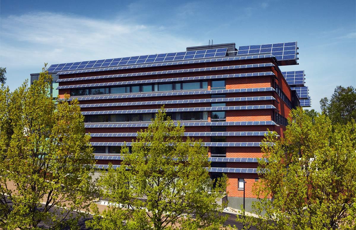Vaisala Corporation Finland 98 kWp