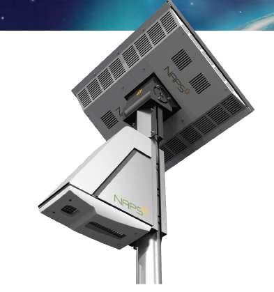 система освещения улиц для