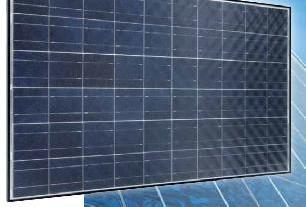 Солнечные модули Saana 235G PBW